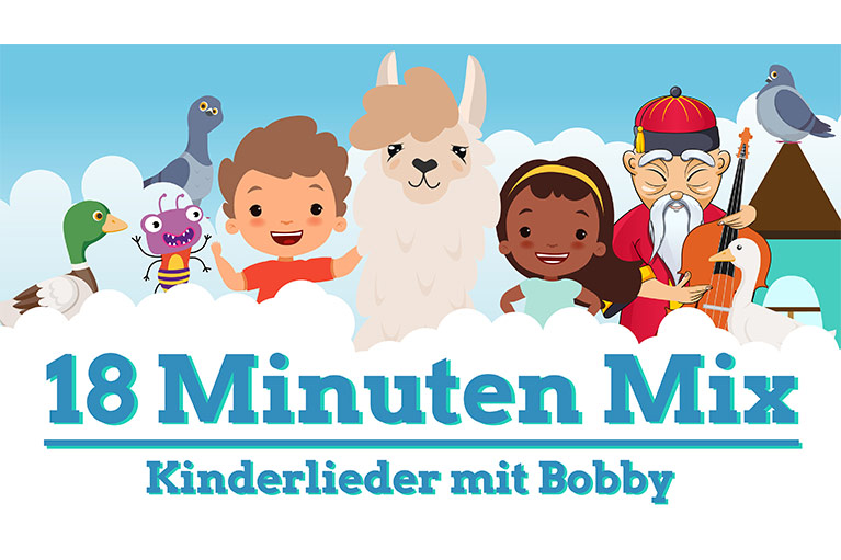 kinderlied mix 18 minuten am stück Thumbnail
